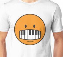 piano smile Unisex T-Shirt