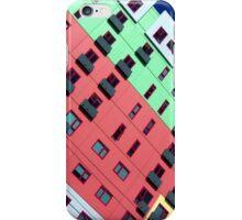 Urban scape iPhone Case/Skin