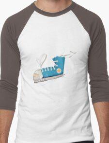 Keep Swimming Men's Baseball ¾ T-Shirt