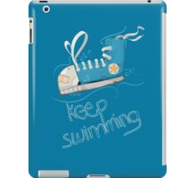 Keep Swimming iPad Case/Skin