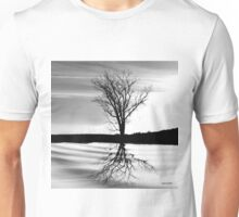 At End of Day III (Image & Poem) Unisex T-Shirt