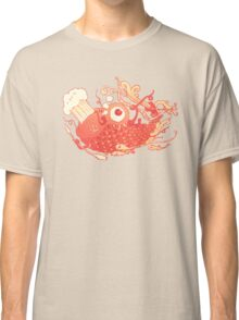Japanese Red Carp Classic T-Shirt