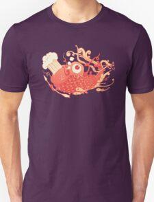 Japanese Red Carp T-Shirt