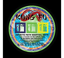 Infinite Path Martial Arts - Youth Creed #2 Photographic Print