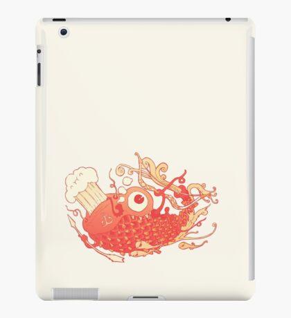 Japanese Red Carp iPad Case/Skin