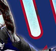 Odell Beckham B&W Catch Sticker