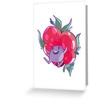 Vileplume Greeting Card