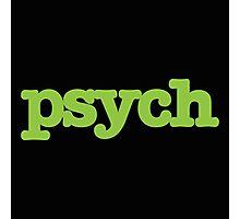 Psych Design Photographic Print