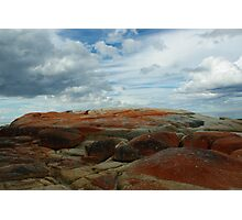 Colours Collide at the Bay of Fires Photographic Print