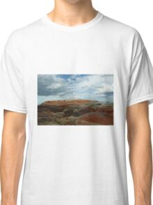 Colours Collide at the Bay of Fires Classic T-Shirt