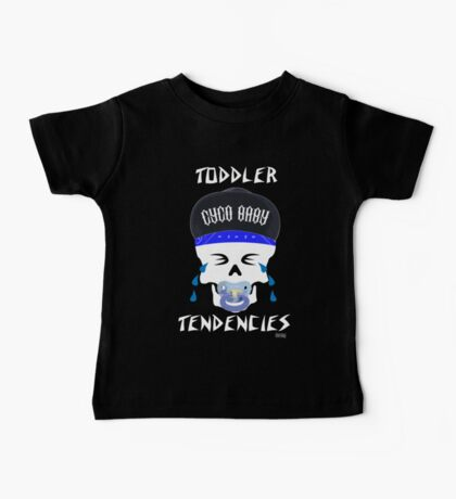 Toddler Tendencies  Baby Tee