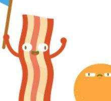 Bacon is the Best Sticker
