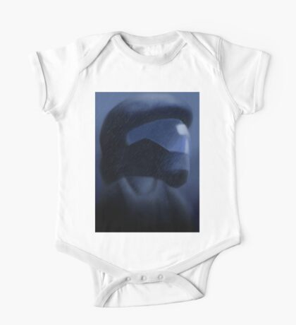 Halo ODST Cover Painting One Piece - Short Sleeve