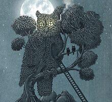 Night Watch  by Terry  Fan