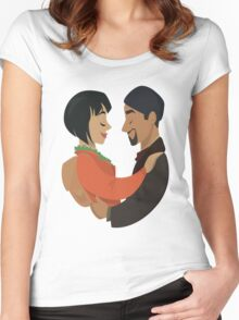 Sweet Kisses I've Got To Spare Women's Fitted Scoop T-Shirt