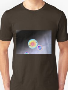 abstract background Unisex T-Shirt