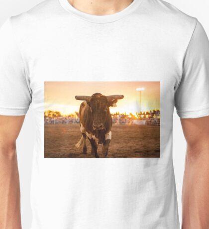 Close Encounter of the Bovine Kind Unisex T-Shirt
