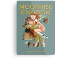 Moonrise Kingdom by Wes Anderson Metal Print