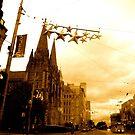 Melbourne Streets by emma jane murphy