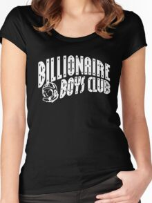 bbc 2 Women's Fitted Scoop T-Shirt
