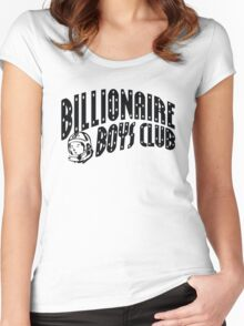 bbc black Women's Fitted Scoop T-Shirt
