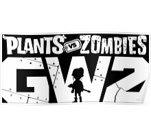 plants vs zombies garden warfare 2 Poster