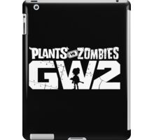 plants vs zombies garden warfare 2 iPad Case/Skin