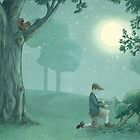 The Night Gardener - Last Page  by Terry  Fan