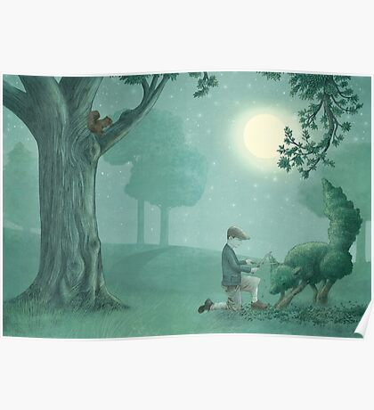 The Night Gardener - Last Page  Poster