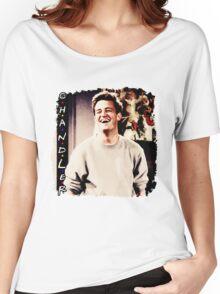 Friends --- Chandler Bing Women's Relaxed Fit T-Shirt