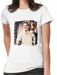 Friends --- Chandler Bing Womens Fitted T-Shirt