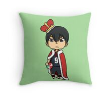 Tobio Kageyama - Haikyuu chibi Throw Pillow