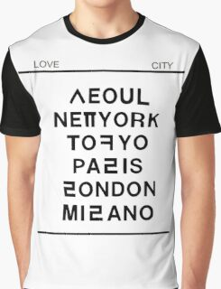 love city Graphic T-Shirt