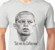 Nate Diaz- Get me my coffee McGregor Unisex T-Shirt