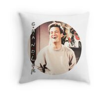 Friends --- Chandler Bing (v2) Throw Pillow