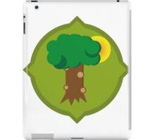 Tree Emblem iPad Case/Skin