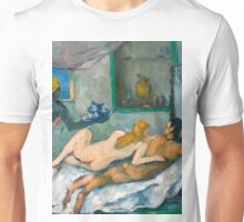 1875 - Paul Cezanne - Afternoon in Naples Unisex T-Shirt
