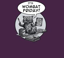 It's Wombat Friday! Unisex T-Shirt