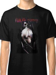 Kaneki ken 012 - Tokyo Ghoul Classic T-Shirt