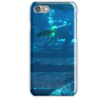 Scuba diving  iPhone Case/Skin
