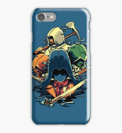 The Assassins  iPhone Case/Skin