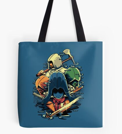 The Assassins  Tote Bag