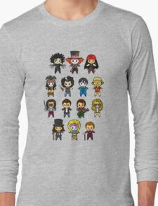 The Johnny Depp Collection Long Sleeve T-Shirt