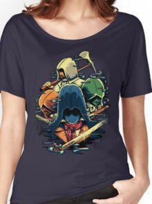The Assassins  Women's Relaxed Fit T-Shirt