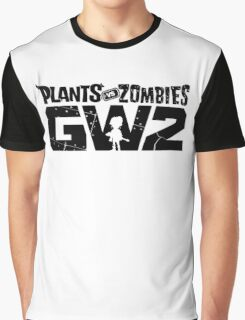 plants vs zombies garden warfare 2 Graphic T-Shirt