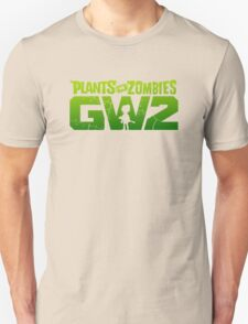 plants vs zombies garden warfare 2 T-Shirt