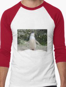 Fairy Penguin Men's Baseball ¾ T-Shirt