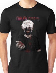 Kaneki ken 016 - Tokyo Ghoul Unisex T-Shirt