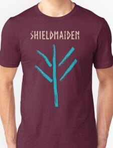 shieldmaiden -  symbol Unisex T-Shirt
