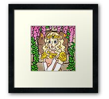 Princess of Hyrule Framed Print